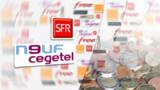 SFR-Neuf Cegetel : déjà 450 postes supprimés