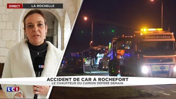 """Accident mortel à Rochefort : un automobiliste venait de croiser le camion, """"la ridelle ouverte"""""""
