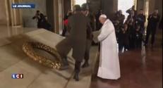 Arrivé en Turquie, le pape François veut défendre la tolérance religieuse