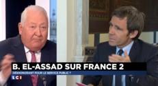 Gérard Carreyrou en faveur de l'interview de Bachar Al-Assad