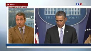 """Le 20 heures du 1 mars 2014 : Ukraine : """"Barack Obama n%u2019a pas beaucoup d%u2019options �a disposition"""" - 292.87300000000005"""