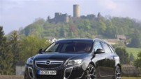 Photo 1 : Opel Insignia Sports Tourer OPC : break sous amphét'