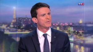 """Régionales : """"Ça ne sert à rien de s'accrocher à un poste"""", estime Valls"""