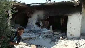 Violences sans précédent à Damas en Syrie le 15 juillet 2012
