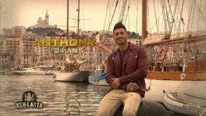 Anthony - Concurrent Koh-Lanta Malaisie