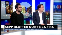 """Démission Sepp Blatter : """"Platini a tué le père"""""""