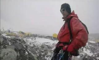 Séisme au Népal : l'avalanche de l'Everest filmée par des alpinistes