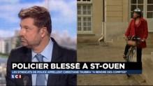 """Fusillade en Seine-Saint-Denis : """"Une escorte supplémentaire ne changera rien"""" pour le syndicat Alliance"""