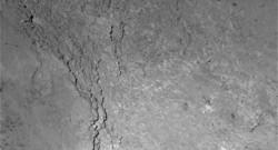 L'ombre de Rosetta sur la comète Tchuri