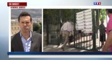 Le 13 heures du 5 juillet 2015 : Grèce : scrutin très serré à la mi-journée - 229