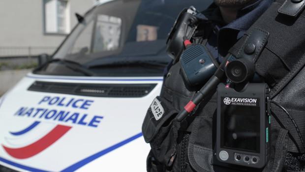 minicamera police