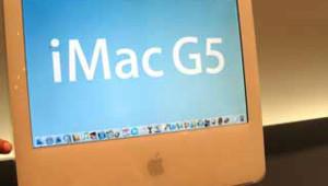 nouveau G5 Imac