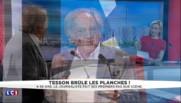 """TESSON / JEAN D'ORMESSON : La comparaison """"est terrible pour lui !"""""""