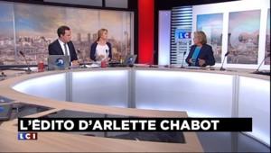 """Victoire des extrêmes en Europe : """"Les partis traditionnels doivent se renouveler"""" selon Arlette Chabot"""