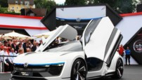 Volkswagen Golf GTE Sport Concept 2015