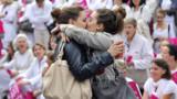 Les Français favorables au mariage homosexuel mais partagés sur l'adoption