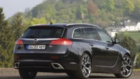 Photo 3 : Opel Insignia Sports Tourer OPC : break sous amphét'