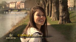 Camille - Concurrente Koh-Lanta Malaisie