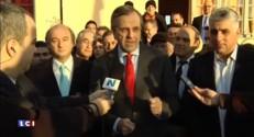 "Grèce : ""Nous gagnerons"", assure Antonis Samaras"