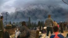 La ville de Fort McMurray au Canada ravagée par les flammes