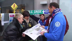 Le 13 heures du 11 février 2015 : Fier de son parcours en Coupe de France, Concarneau rêve d'affronter le PSG - 1761.0891962890623