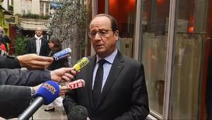 """Le 13 heures du 28 octobre 2014 : Fran�s Hollande appelle �faire preuve de """" - 366.354"""
