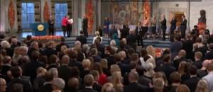 Le quartette tunisien reçoit le Prix Nobel de la Paix à Oslo