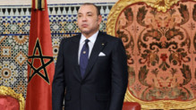 Mohammed VI, le 20/8/2013