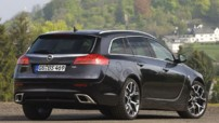 Photo 3 : Opel Insignia Sports Tourer OPC : break sous amphét'