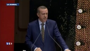 "Turquie : Erdogan évoque ""un complot évident"""
