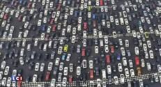Un embouteillage monstre bloque des milliers de Chinois à l'entrée de Pékin !