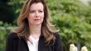 Valérie Trierweiler en mai 2013 à Paris