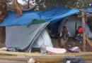 A Athènes, le port du Pirée transformé en un vaste camp de fortune pour les migrants