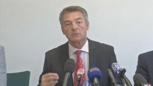 Conférence du procureur de Lyon, le 12 septembre 2014, sur l'affaire des disparues de l'A6.