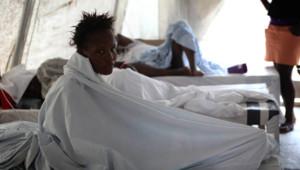 haiti victime cholera