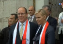 Le 13 heures du 20 mai 2013 : Albert II de Monaco cbre Sainte-Dte en Corse - 1597.6975