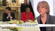 """Taubira a prémédité son départ mais ne signe pas un """"livre de règlement de compte avec Hollande"""""""