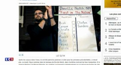12 habitants, 9 électeurs : Dixville Notch, la curiosité des primaires US