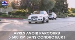 Delphi, la 1re voiture sans chauffeur à l'assaut des routes américaines