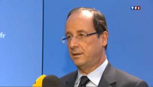 """Hollande : """"la lutte contre le terrorisme doit être poursuivie dans relâche"""""""