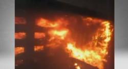 Incendie New York