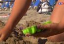Le 13 heures du 28 juillet 2015 : Cet été encore, les châteaux de sable trônent sur les plages - 1586