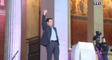 Le 13 heures du 5 juillet 2015 : Grèce : six après son élection, la politique de Tsipras est contestée - 292