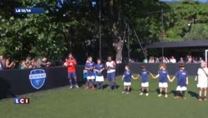 Le PSG lance une académie pour jeunes en Amérique du Sud