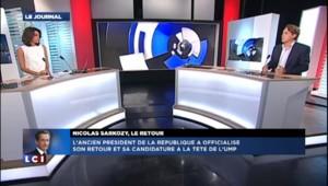 Pourquoi Nicolas Sarkozy a-t-il annoncé son retour via Facebook ?