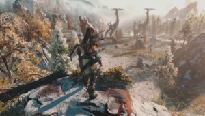 E3 2015 : Horizon Zero Dawn, un trailer qui en dit plus