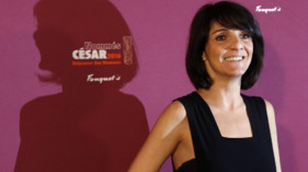 Florence Foresti, lors des nominations des César 2016.