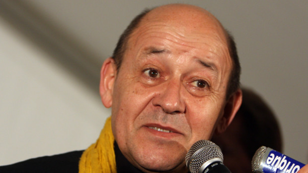 Jean-Yves Le Drian