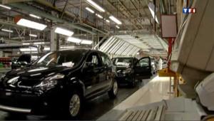 Renault a annoncé qu'il voulait supprimer 7500 emplois en France d'ici 2016 afin d'améliorer sa compétitivité, assurant que tout plan social est exclu.