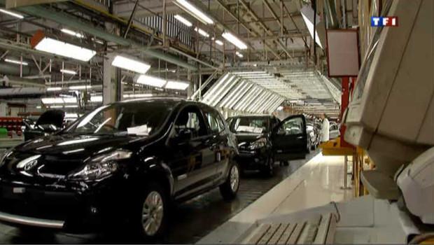 Renault veut supprimer 7500 emplois en France d'ici 2016